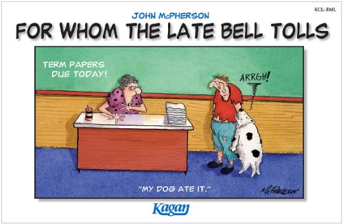 9781879097889: For Whom The Late Bell Tolls