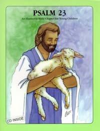 Psalm 23 : An Illustrated Bible Chapter: Meyer, Alice; Katsma,