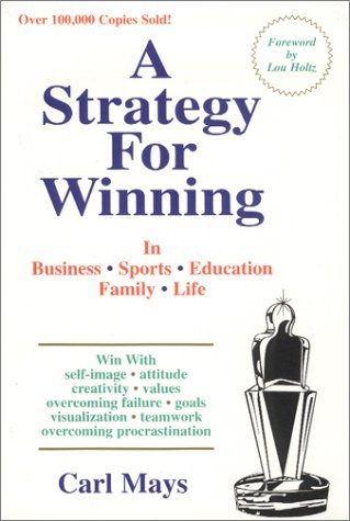9781879111752: A Strategy for Winning