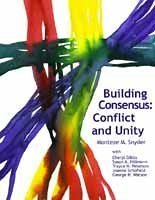9781879117099: Title: Building Consensus Conflict and Unity