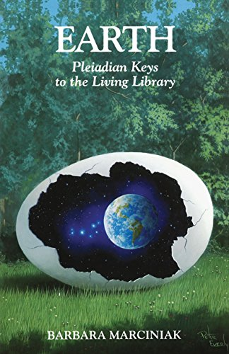 9781879181212: Earth: Pleiadian Keys to the Living Library