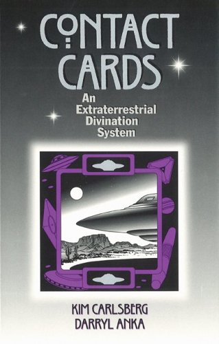 9781879181328: Contact Cards: An Extraterrestrial Divination System