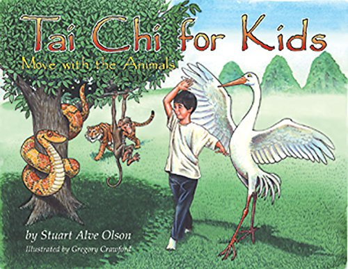 9781879181656: Tai Chi for Kids: Move with the Animals
