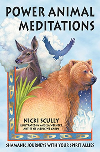 9781879181717: Power Animal Meditations: Shamanic Journeys with Your Spirit Allies