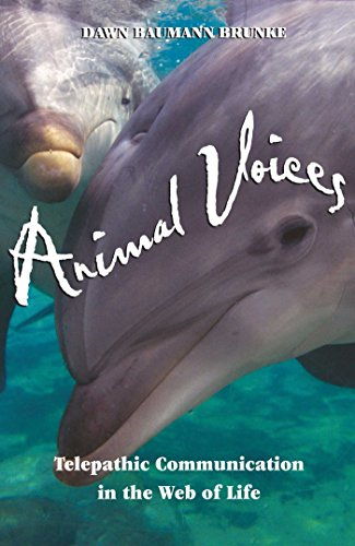 9781879181915: Animal Voices: Telepathic Communication in the Web of Life
