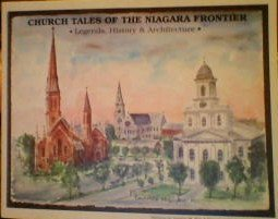 9781879201132: Church Tales of the Niagara Frontier: Legends, History & Architecture