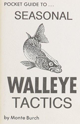 9781879206137: Pocket Guide to Seasonal Walleye Tactics