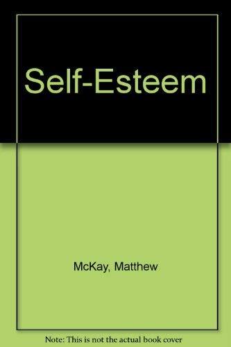 9781879237452: Self-Esteem
