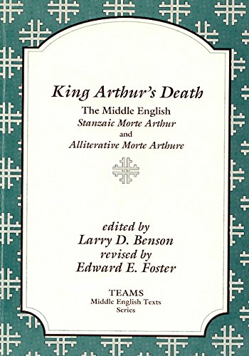 KING ARTHUR'S DEATH. THE MIDDLE ENGLISH