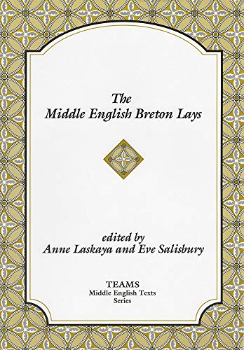 9781879288621: The Middle English Breton Lays (TEAMS Middle English Texts)
