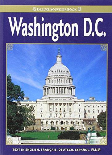 Washington D.C.: Souvenir Book: collectif