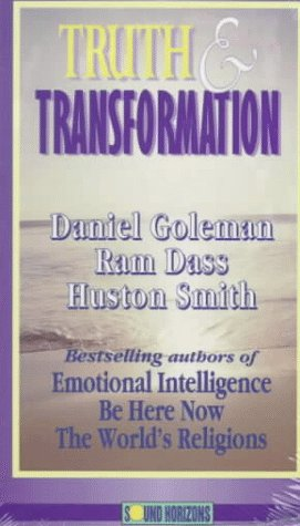 Truth & Transformation (1879323532) by Daniel Goleman; Ram Dass; Huston Smith