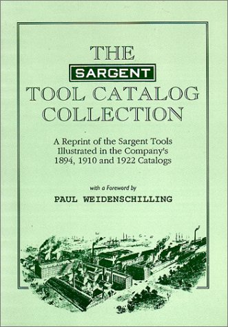 9781879335424: The Sargent Tool Catalog Collection