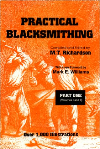 9781879335813: Practical Blacksmithing, Part One (Volumes 1 and 2)