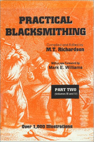 9781879335820: Practical Blacksmithing, Part Two (Practical Blacksmithing, Vols. III & IV)