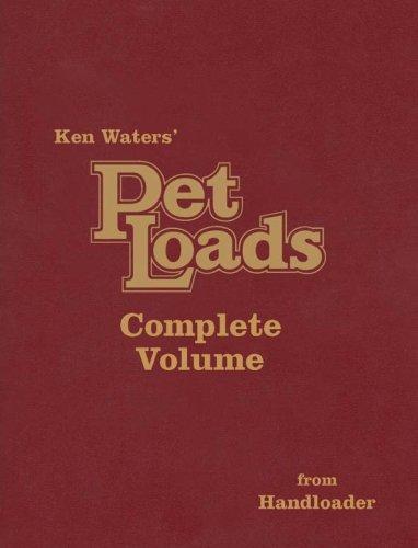 Pet Loads the Complete Volume: Ken Waters
