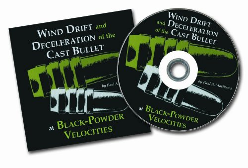 9781879356696: Winddrift and Deceleration of the Cast Bullet CD