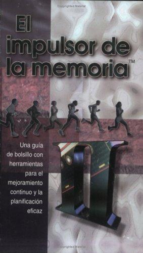 9781879364776: El Impulsor de la Memoria/ The Memory Jogger II (Spanish Edition)