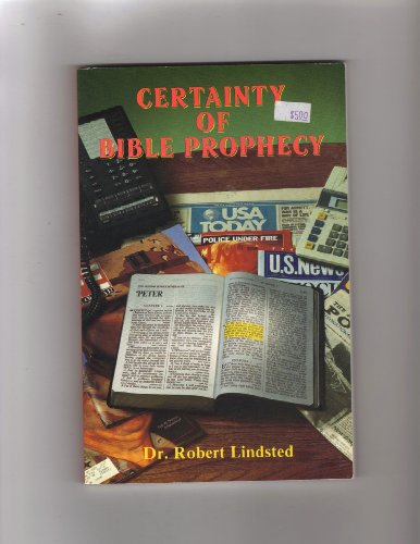 9781879366077: Certainty of Bible Prophecy