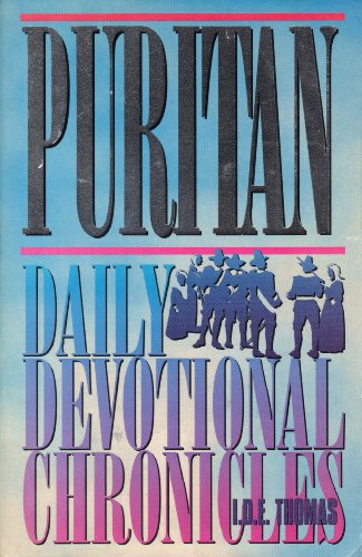 9781879366992: Puritan Daily Devotional Chronicles