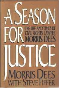 Season for Justice/Audio Cassettes (1879371073) by Dees, Morris