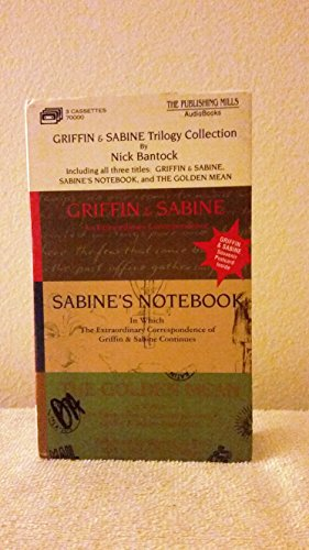 9781879371583: Griffin & Sabine Trilogy: Griffin & Sabine/Sabine's Notebook/the Golden Mean