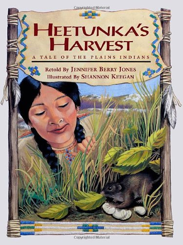 9781879373174: Heetunka's Harvest: A Tale of the Plains Indians