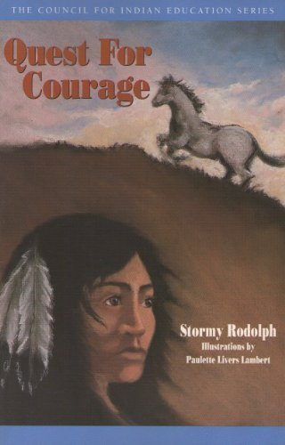 9781879373570: Quest for Courage (The Council for Indian Education)
