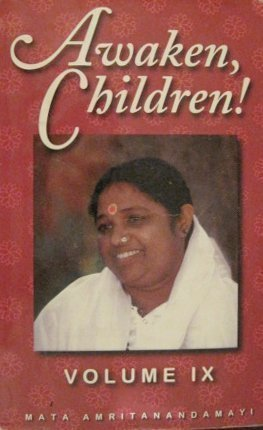 Awaken Children, Volume 9: Mata Amritanandamayi, Swami