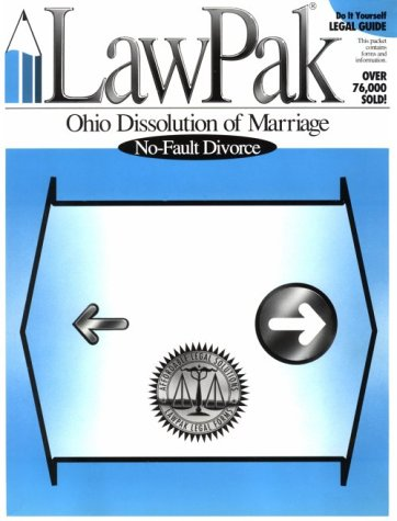 9781879421059: Ohio Dissolution of Marriage: Do it Yourself: A Step by Step Guide