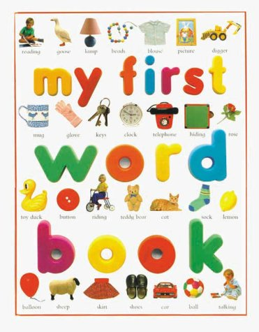 9781879431218: My First Word Book