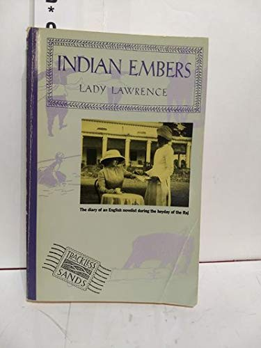 Indian Embers: Lawrence, Lady