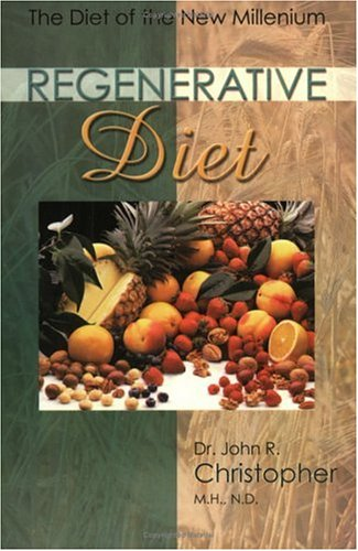 Regenerative Diet (1879436000) by Christopher, John R.