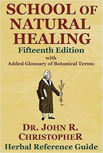 School of Natural Healing: Dr. John R.