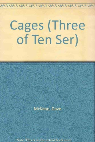 9781879450189: Cages (Three of Ten Ser)