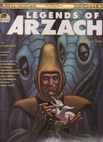Legends of Arzach Gallery 2 : The: Moebius, Eisner, Will,