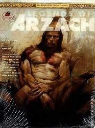 Legends of Arzach Gallery 5: The Keeper: R. J. Lofficier,