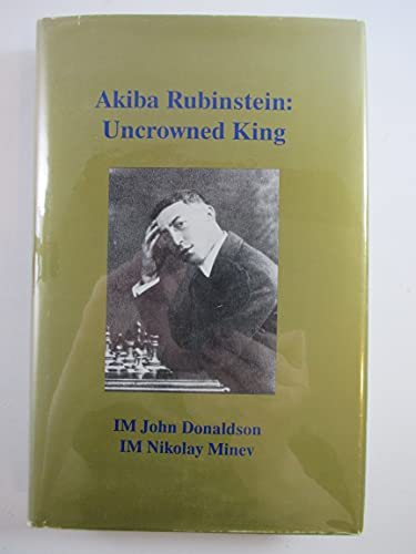 9781879479203: Akiba Rubinstein ou de l'art de pratiuer les finales