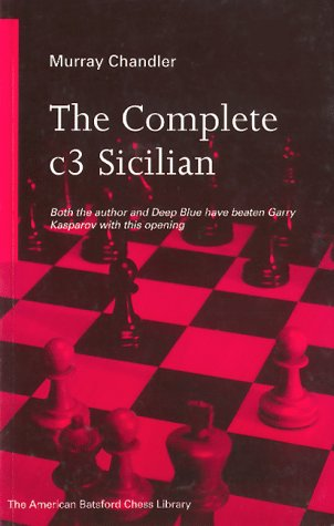 9781879479500: The Complete c3 Sicilian (New American Bratsford Chess Library)