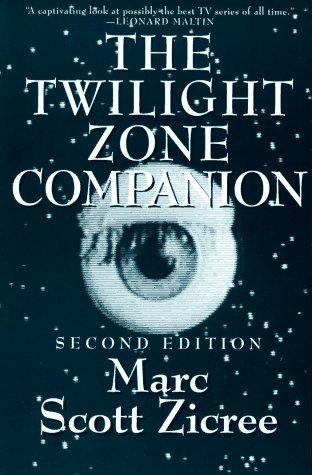 9781879505094: The Twilight Zone Companion