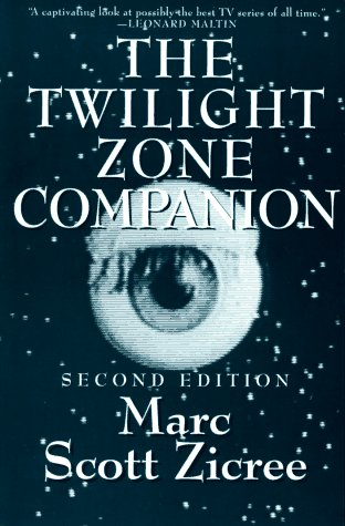 9781879505094: The Twilight Zone Companion