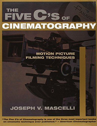 9781879505414: Five C's of Cinematography: Motion Picture Filming Techniques: Motion Pictures Filming Techniques