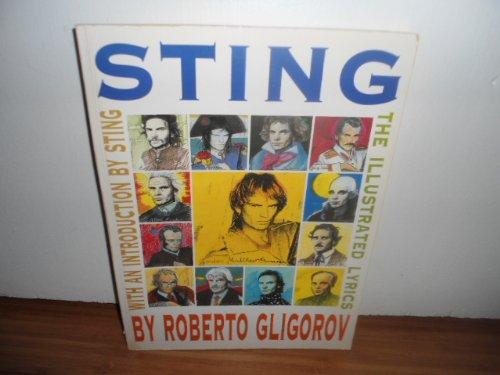 9781879510005: Sting: The Illustrated Lyrics