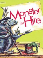 9781879531611: Monster for Hire
