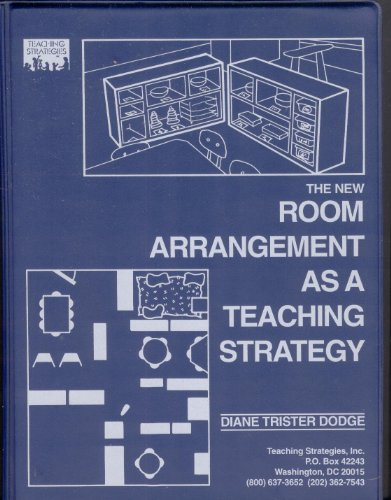 9781879537040: The New Room Arrangement as a Teaching Strategy (VHS video and booklet)