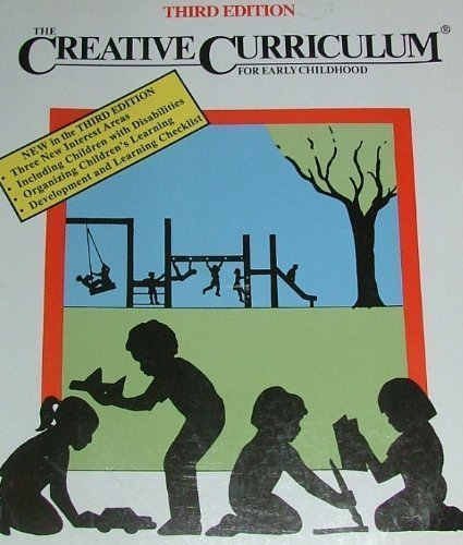 9781879537064: The Creative Curriculum for Early Childhood