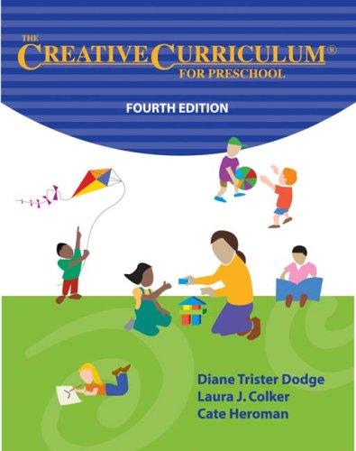 9781879537439: The Creative Curriculum for Preschool, 4th edition