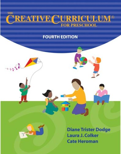 9781879537439: The Creative Curriculum for Preschool, 4th edition