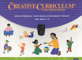 9781879537484: The Creative Curriculum Developmental Continuum Assessment Toolkit for ages 3-5