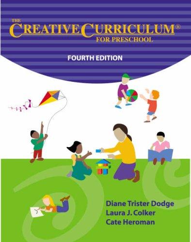 9781879537743: Creative Curriculum for Preschool- Spanish Edition